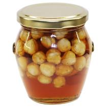 Ořechy v medu - lískové