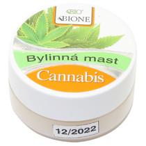 Bylinná mast cannabis